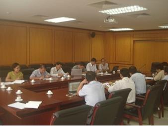 Ban chỉ đạo Trung ương về phòng, chống thiên tai làm việc về ứng dụng công nghệ viễn thám trong phòng, chống thiên tai tại Viện Hàn lâm Khoa học và Công nghệ Việt Nam